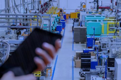 Connectivity - łączność w nowoczesnej fabryce