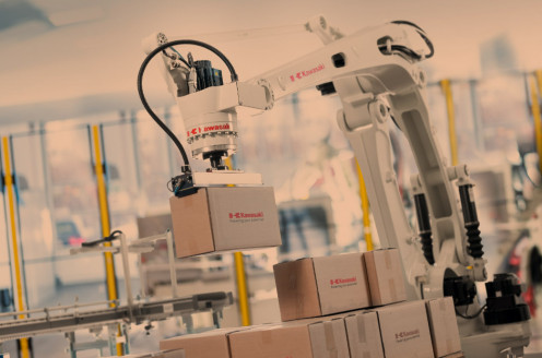Intelligent Robotics & Predictive Maintenance