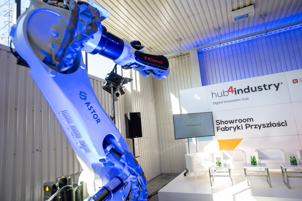 wizyty studyjne w fabryce przyszłości
